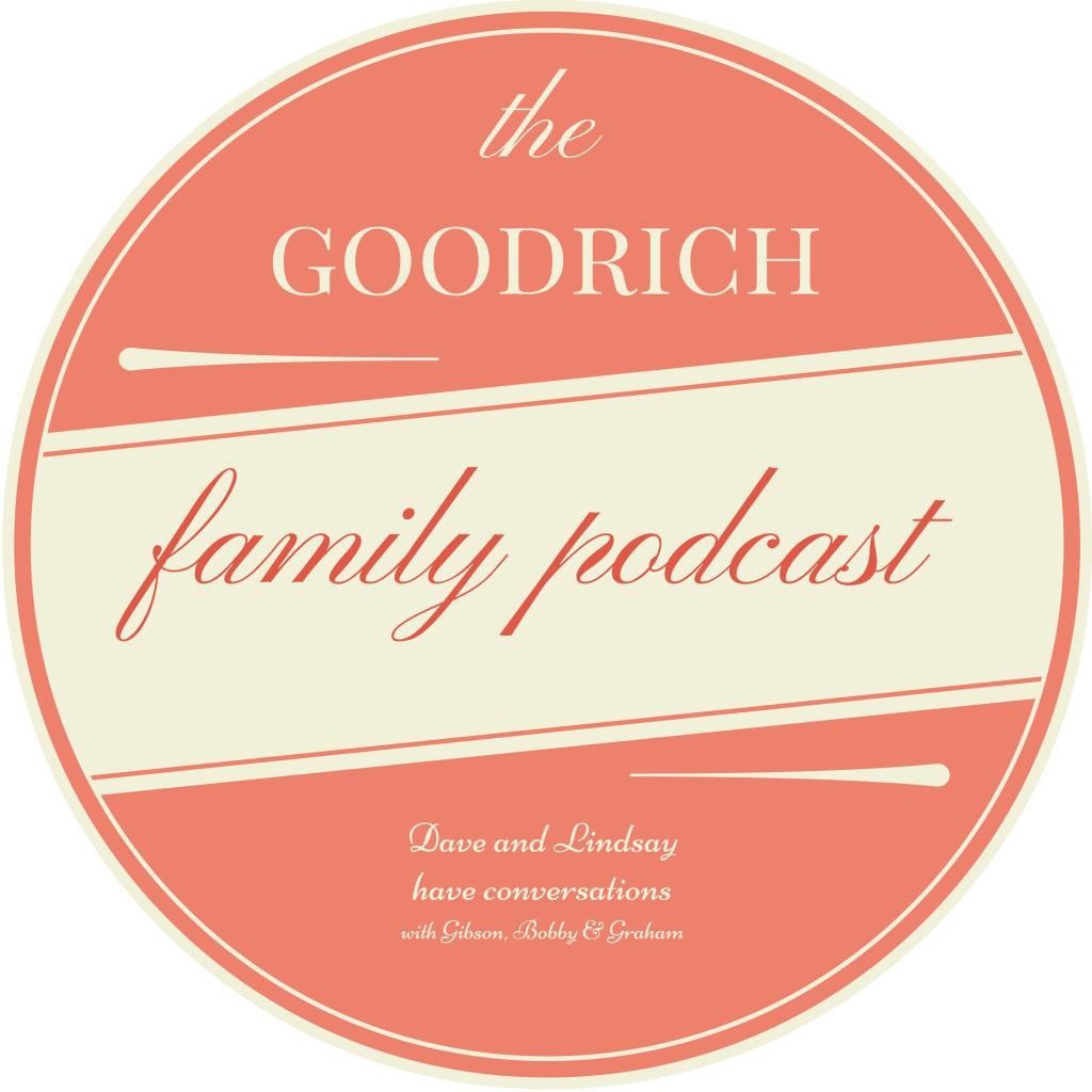 Goodrich Family Podcast Logo