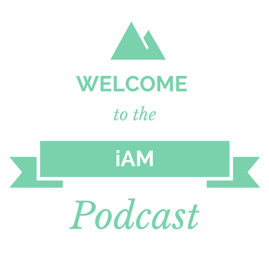 THE iAM PODCAST Logo